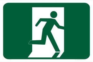 Señalización de emergencia para empresas, ¿cuándo es necesaria?