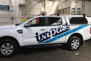 Rótulos para vehículos de empresa en Granada