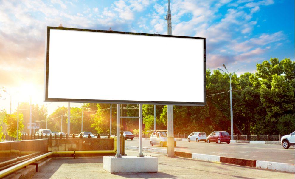 Vallas publicitarias, ¿qué ventajas tienen para tu negocio?
