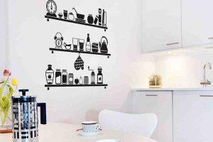 ¿Cómo modernizar una cocina con vinilos decorativos?